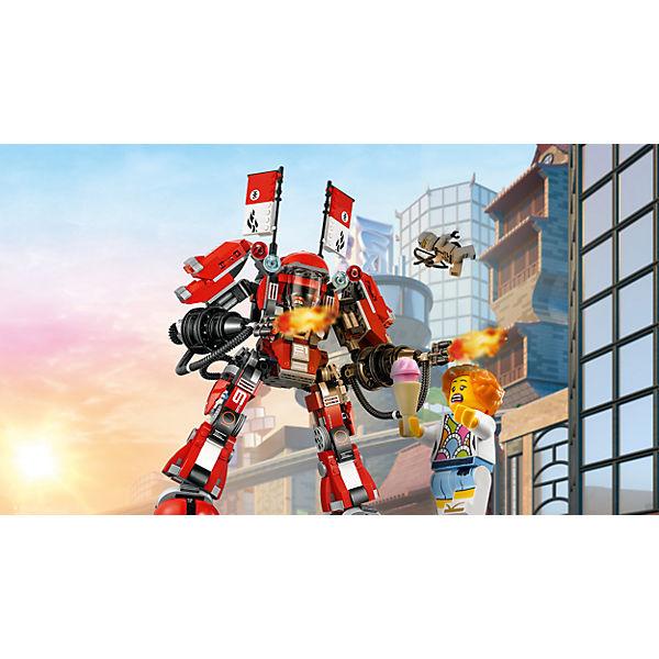 LEGO NINJAGO 70615: Огненный робот Кая