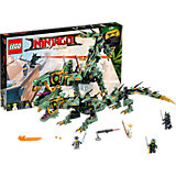 LEGO NINJAGO 70612: Механический Дракон Зелёного Ниндзя