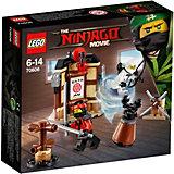 LEGO NINJAGO 70606: Уроки Мастерства Кружитцу