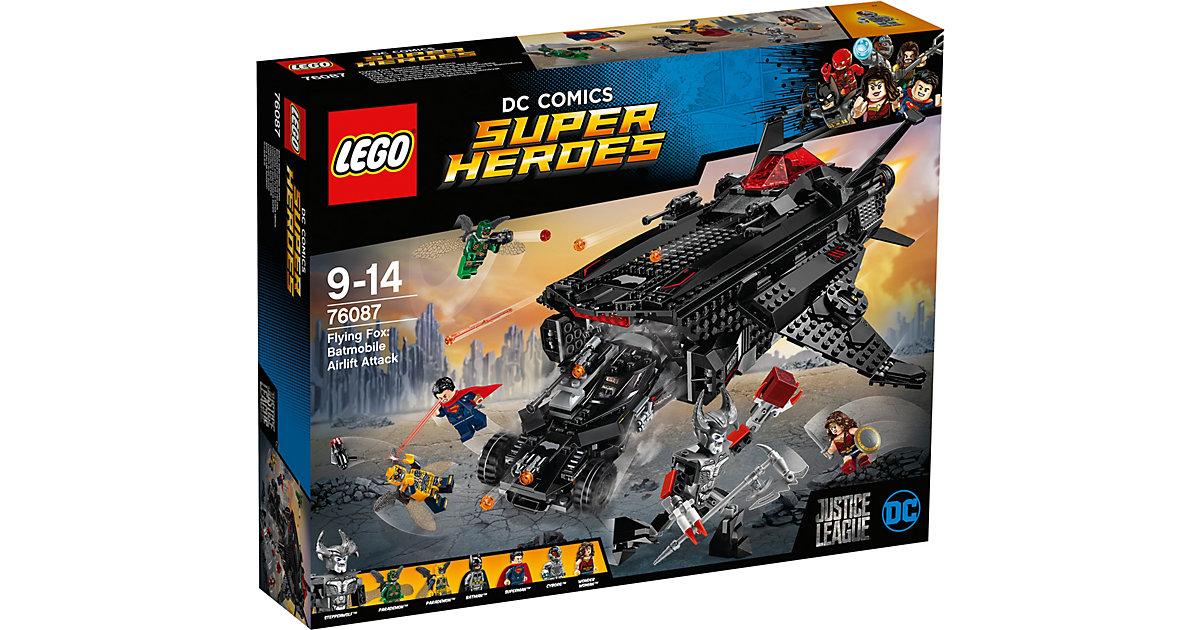 LEGO · LEGO 76087 Super Heroes: Flying Fox: Batmobil-Attacke aus der Luft