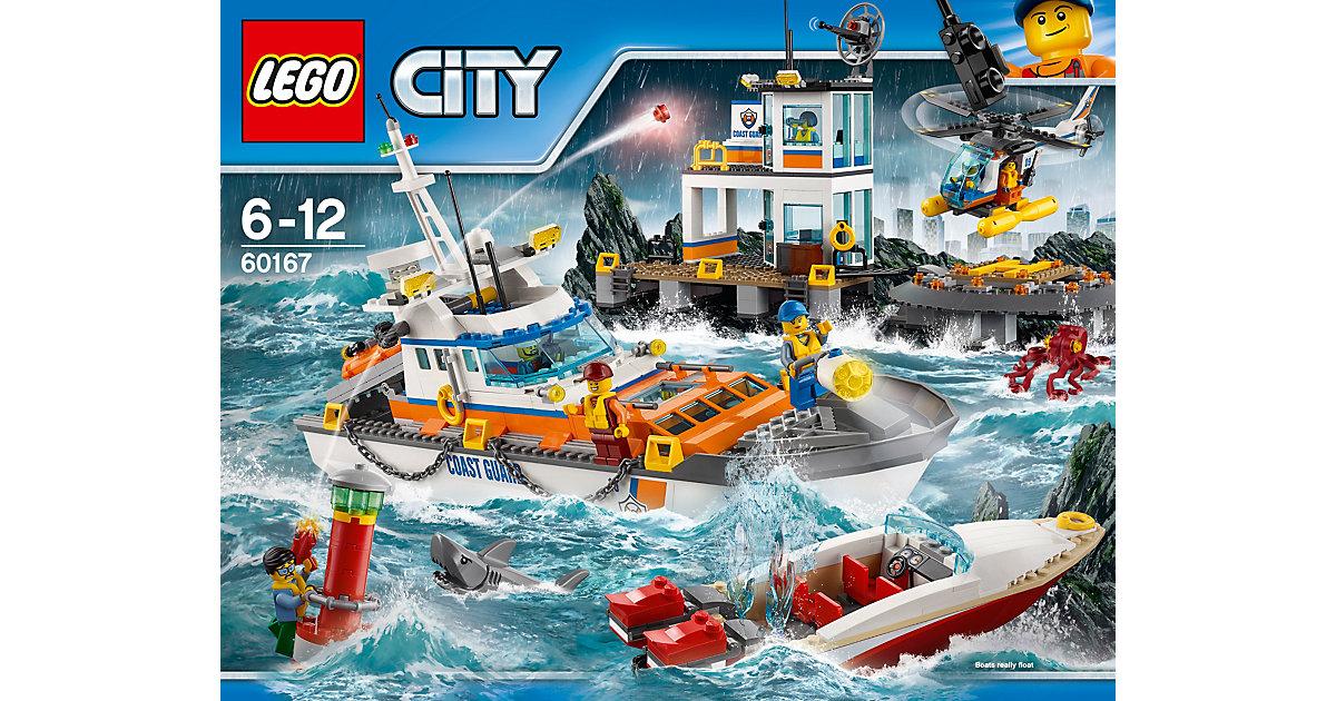 LEGO · LEGO 60167 City: Küstenwachezentrum