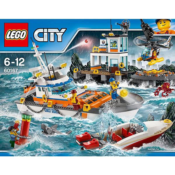 LEGO 60167 City: Küstenwachezentrum, LEGO City