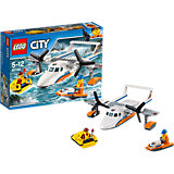 LEGO City 60164: Спасательный самолет береговой охраны