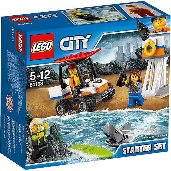 LEGO 60163 City: Küstenwache-Starter-Set, LEGO City