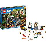 LEGO City 60161: База исследователей джунглей
