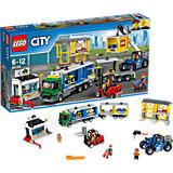LEGO City 60169: Грузовой терминал