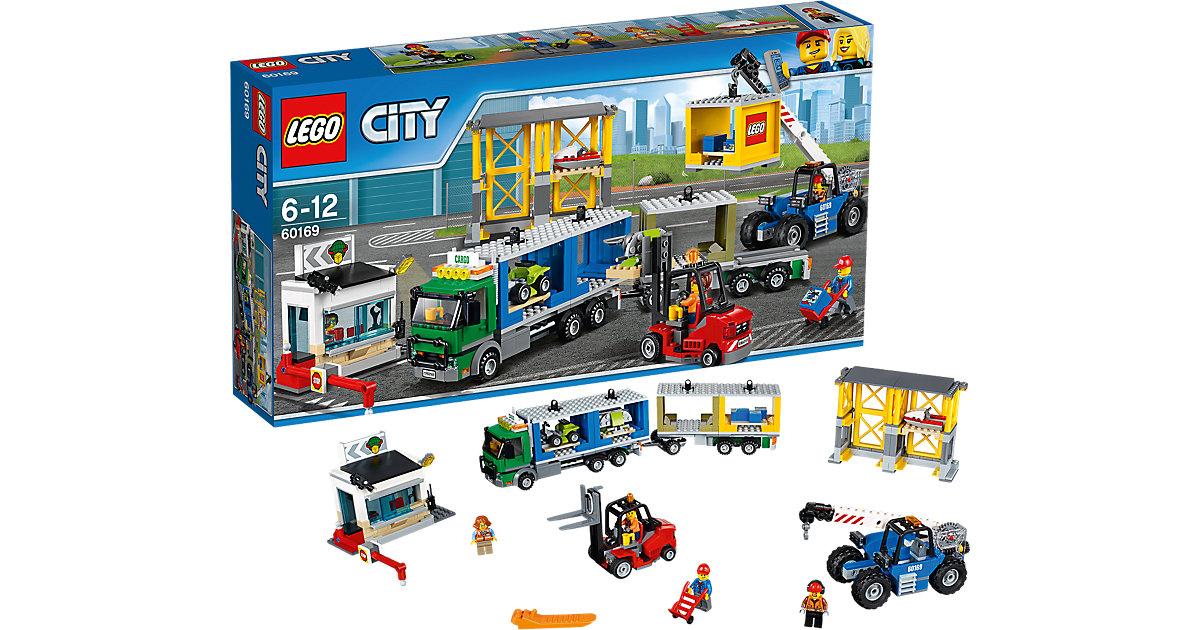 LEGO 60169 City: Frachtterminal