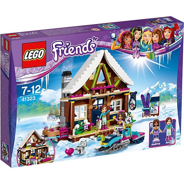 LEGO 41323 Friends: Friends: 41323 Chalet im Wintersportort, LEGO Friends ace146