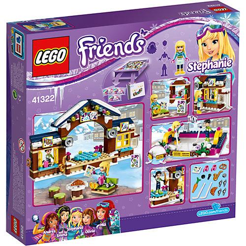 LEGO Friends 41322: Горнолыжный курорт: каток от LEGO