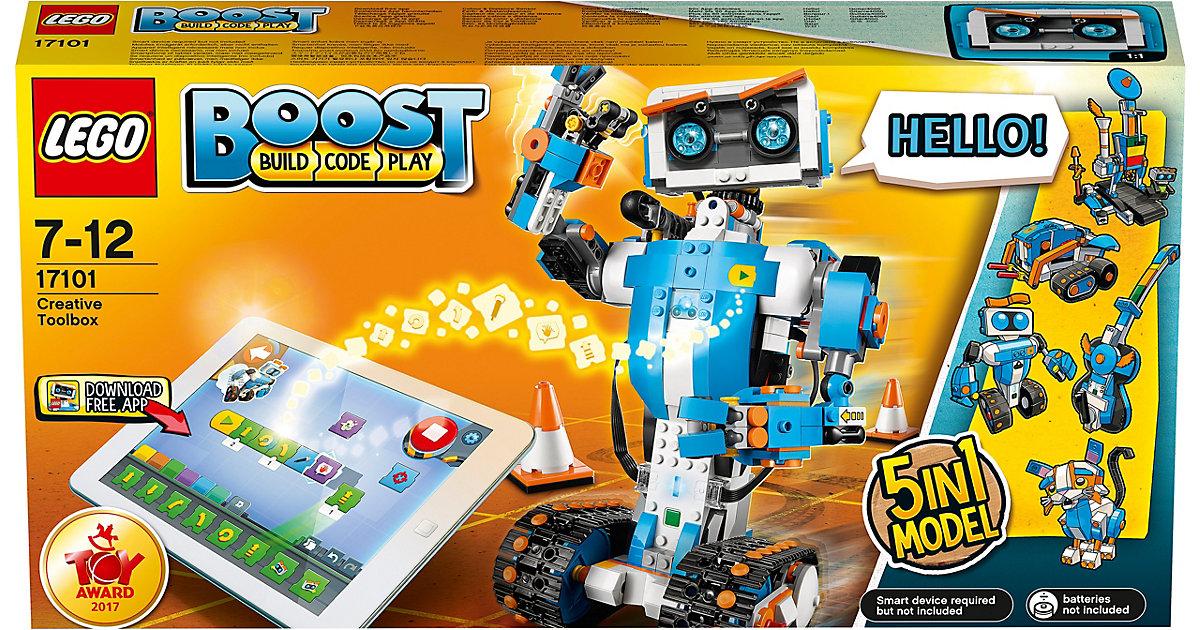 LEGO 17101 Boost: Programmierbares Roboticset