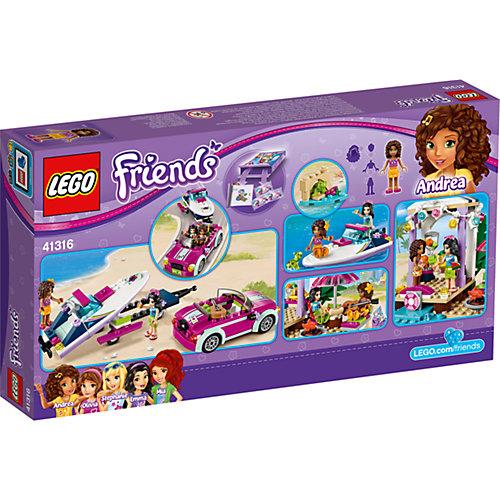 LEGO Friends 41316: Скоростной катер Андреа от LEGO