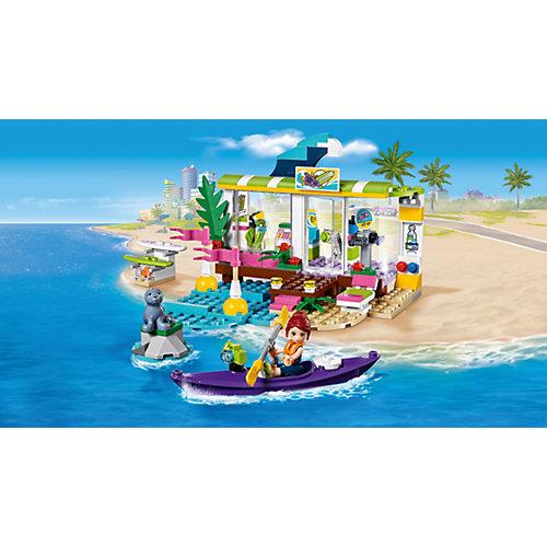 LEGO Friends 41315: Сёрф-станция от LEGO