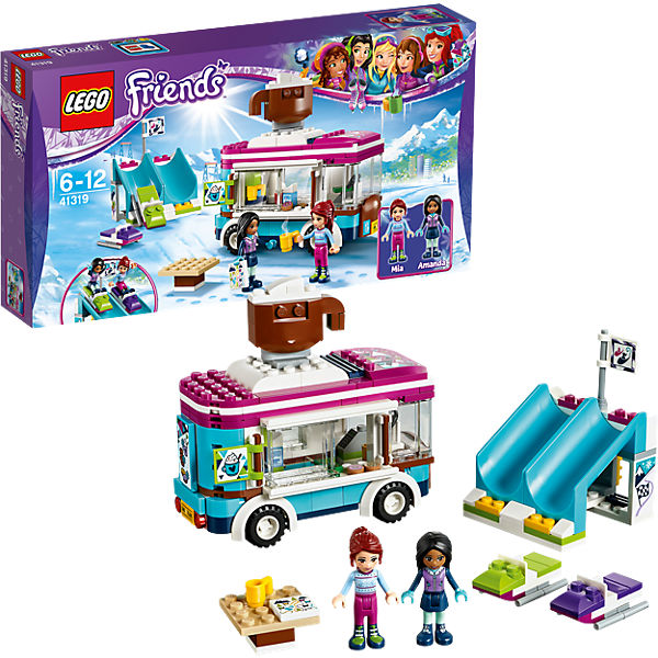 445dc60d15b22f LEGO 41319 Friends  Kakaowagen am Wintersportort