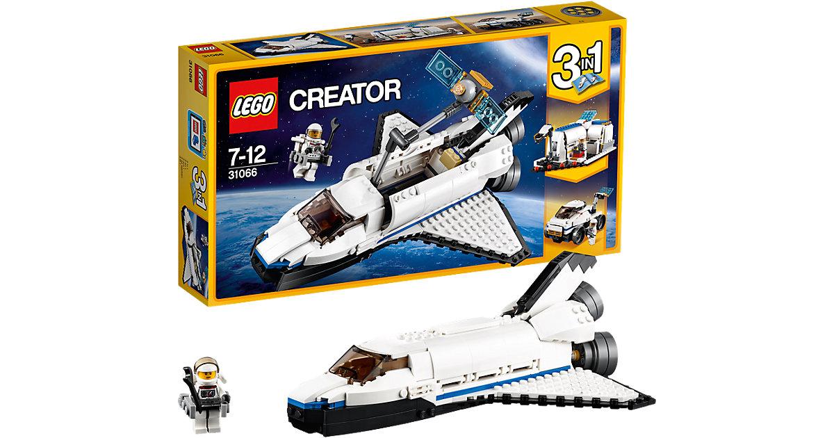 LEGO 31066 Creator: Forschungs-Spaceshuttle
