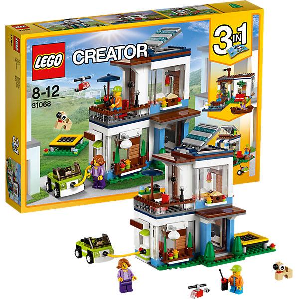 lego 31068 creator modernes zuhause lego creator mytoys. Black Bedroom Furniture Sets. Home Design Ideas