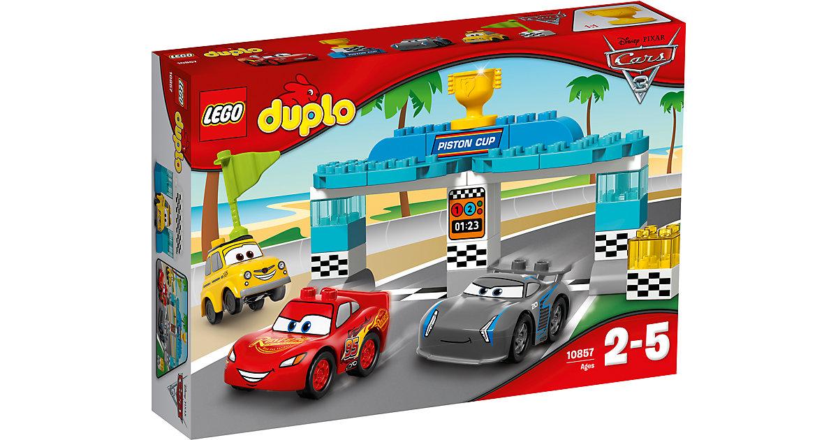 LEGO 10857 DUPLO: Piston-Cup-Rennen