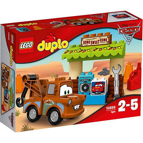 """Конструктор LEGO DUPLO 10856 """"Тачки 3"""": Гараж Мэтра от LEGO"""