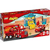 """Конструктор LEGO DUPLO 10846 """"Тачки 3"""": Кафе Фло"""