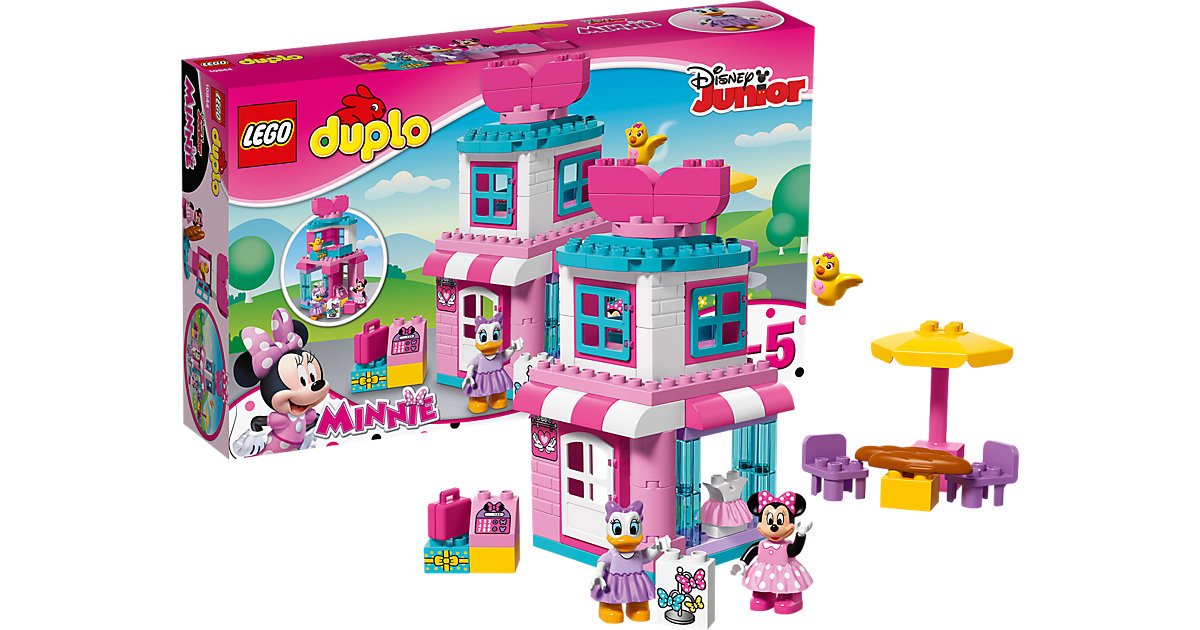 LEGO 10844 DUPLO: Minnies Boutique