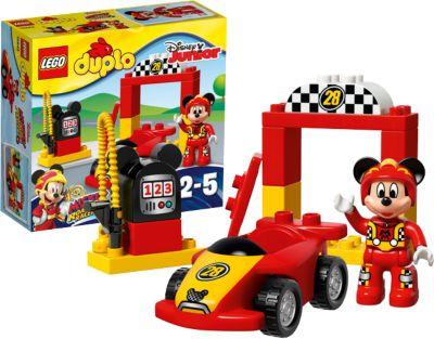 Lego Duplo  Micky Maus  Werkstatt Top LEGO Bausteine & Bauzubehör