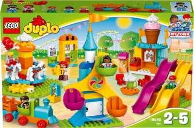 LEGO® DUPLO® 10840 Großer Jahrmarkt, LEGO