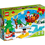 LEGO DUPLO 10837: Новый год