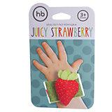 Погремушка-браслет Juicy Strawberry, Happy Baby