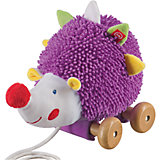 Игрушка-каталка speedy Hedgehog, Happy Baby