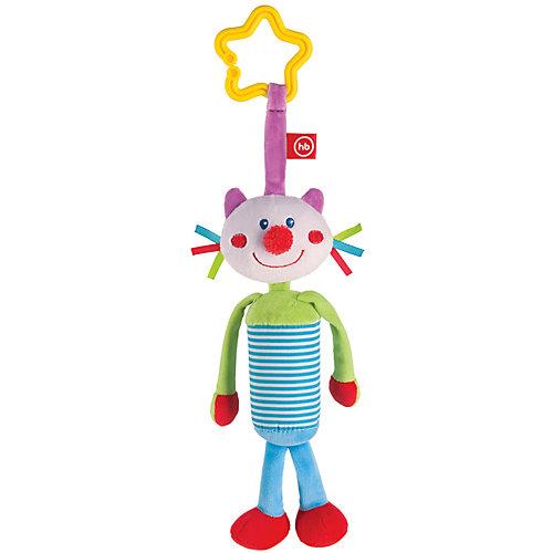 Развивающая игрушка Колокольчик Perky Kitty, Happy Baby от Happy Baby