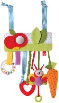 Развивающая игрушка-подвеска  Jolly Garden, Happy Baby