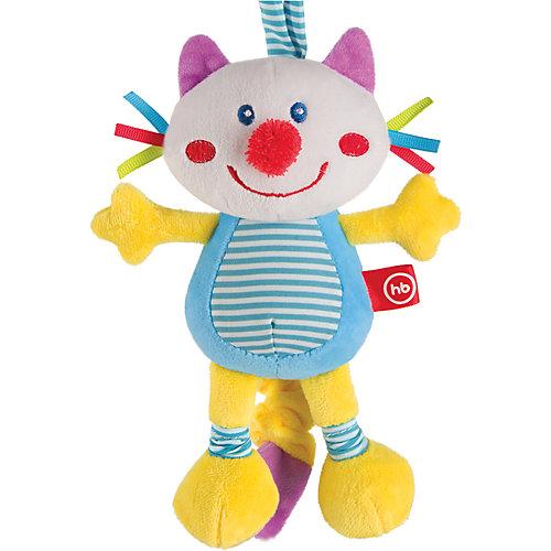 Игрушка мягконабивная Frisky Kitty, Happy baby