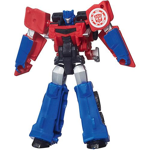"""Трансформер Hasbro """"Роботы под прикрытием"""" Legion Class - Оптимус Прайм от Hasbro"""
