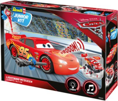 Cars-3-10 Lights and Sounds Lightning McQueen