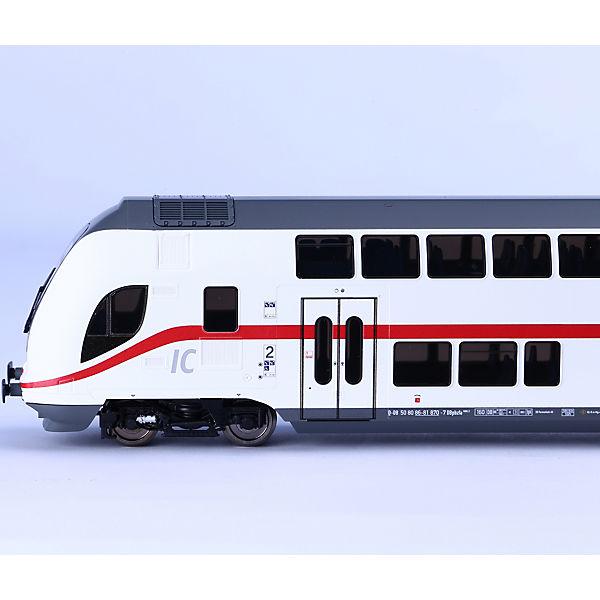 Piko Spur H0 IC 2 Doppelstocksteuerwagen 2. Klasse, PIKO S4PE1t