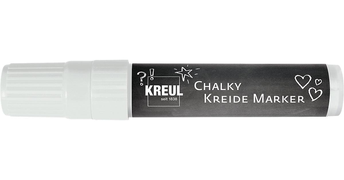 Chalky Kreidemarker XXL weiß