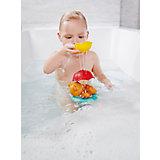 Набор игрушек для ванны Hape Мишка с зонтами