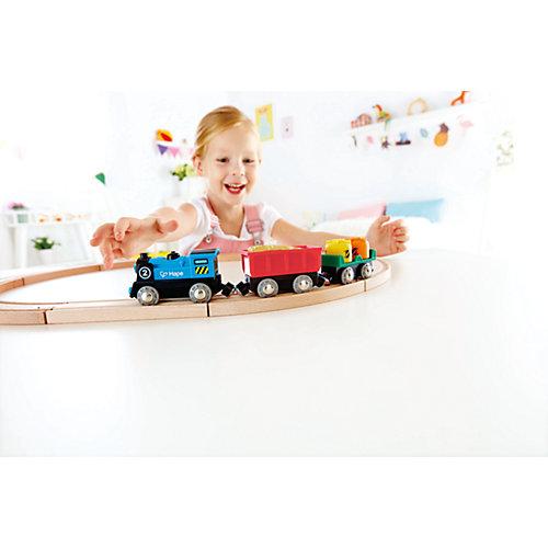 Товарный поезд Hape от Hape