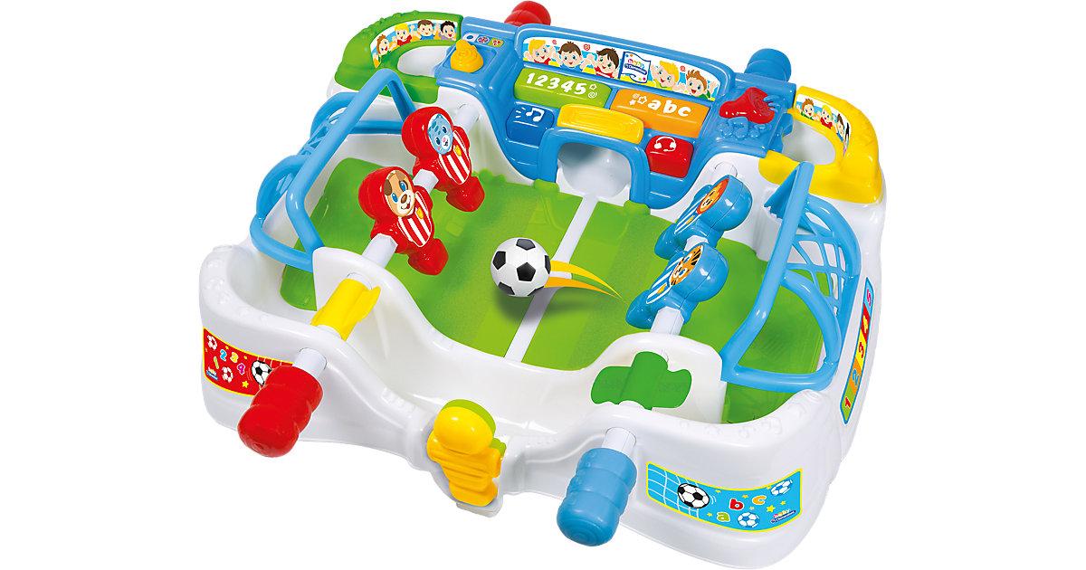 Baby-Tischfußballspiel