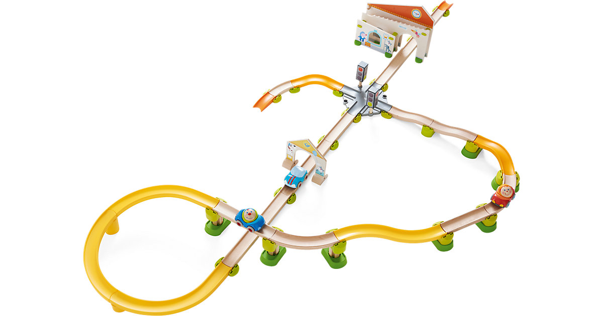 Kullerbü - Spielbahn Stadtbummel