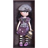 """Кукла Paola Reina Горджусс """"Маленькая фиалка"""", 32 см"""