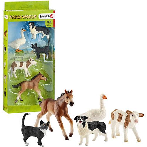"""Игровой набор Schleich """"Животные фермы"""" от Schleich"""