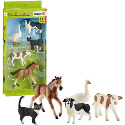 Schleich 42386 Farm Word Tier-Mix