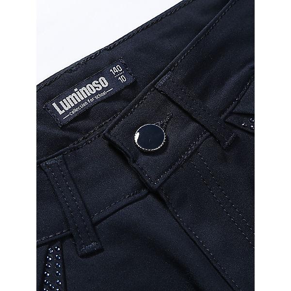 Брюки для девочки Luminoso