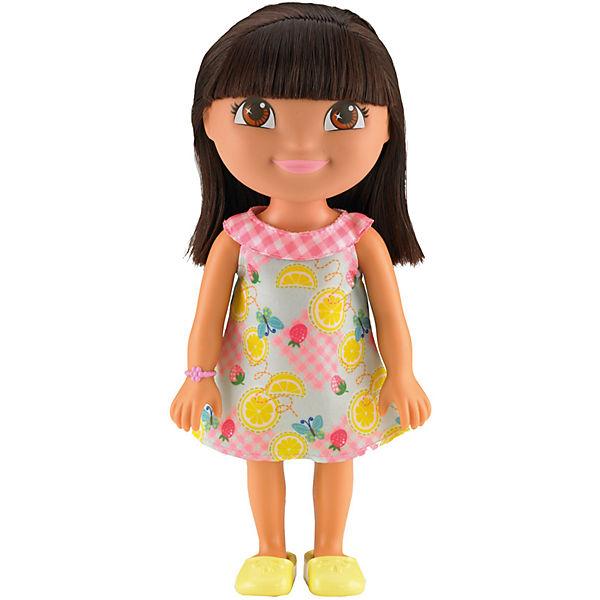 """Кукла Даша-путешественница из серии """"Приключения каждый день"""", Fisher Price"""