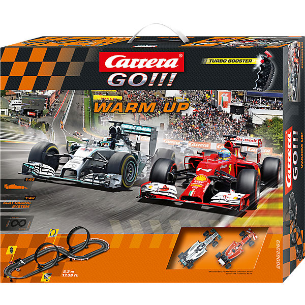 carrera go 62363 warm up carrera mytoys