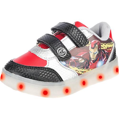 Avengers Marvel Sneakers Blinkies Gr. 29 Jungen Kinder Sale Angebote Pinnow-Heideland