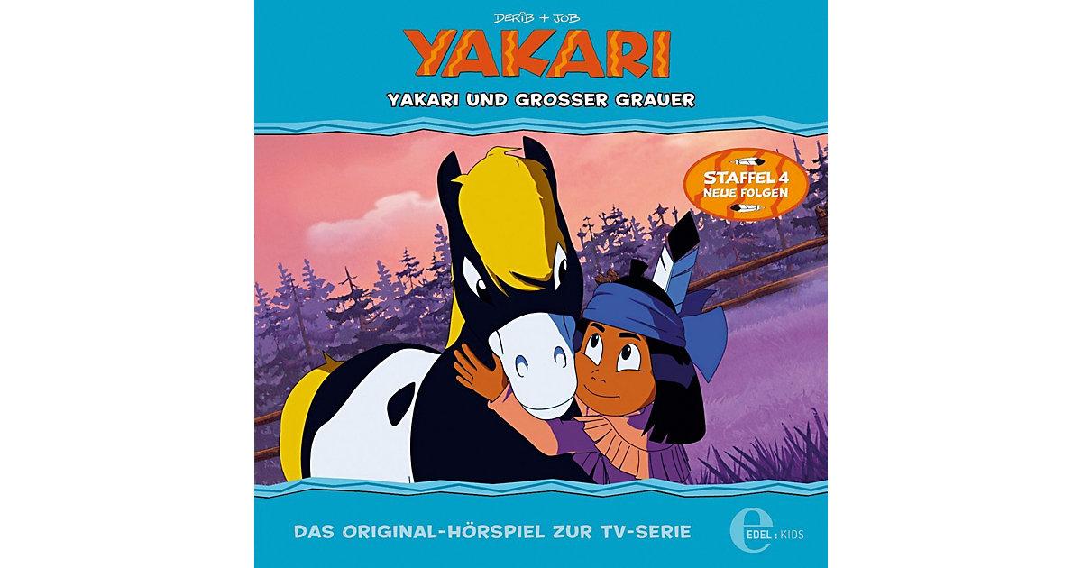 CD Yakari 28 - Großer Grauer Hörbuch