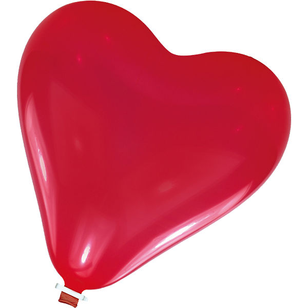 Latexballon Herz