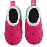 Плавательные тапочки для девочки размер 26, Happy Baby