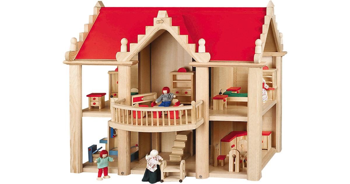 Puppenhaus 2-stöckig